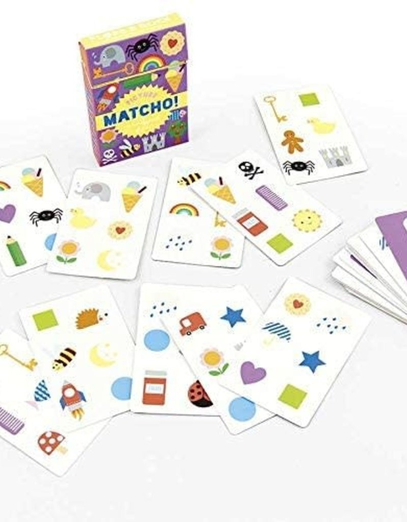 Floss and Rock Matcho! Card Game
