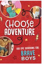 Barbour Publishing Choose Adventure