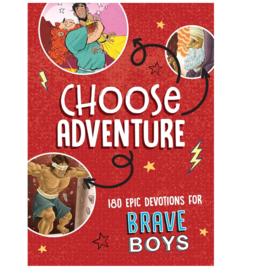 Barbour Publishing Choose Adventure Devotional