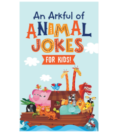 Barbour Publishing An Arkful of Animal Jokes for Kids