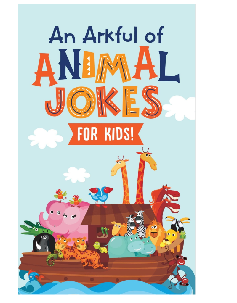 Barbour Publishing An Arkful of Animal Jokes for Kids