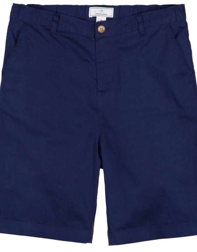 Classic Prep Hudson Shorts Medieval Blue