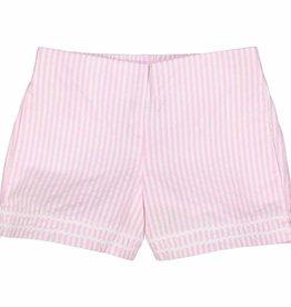 Classic Prep Harper Shorts Pink/White Stripe