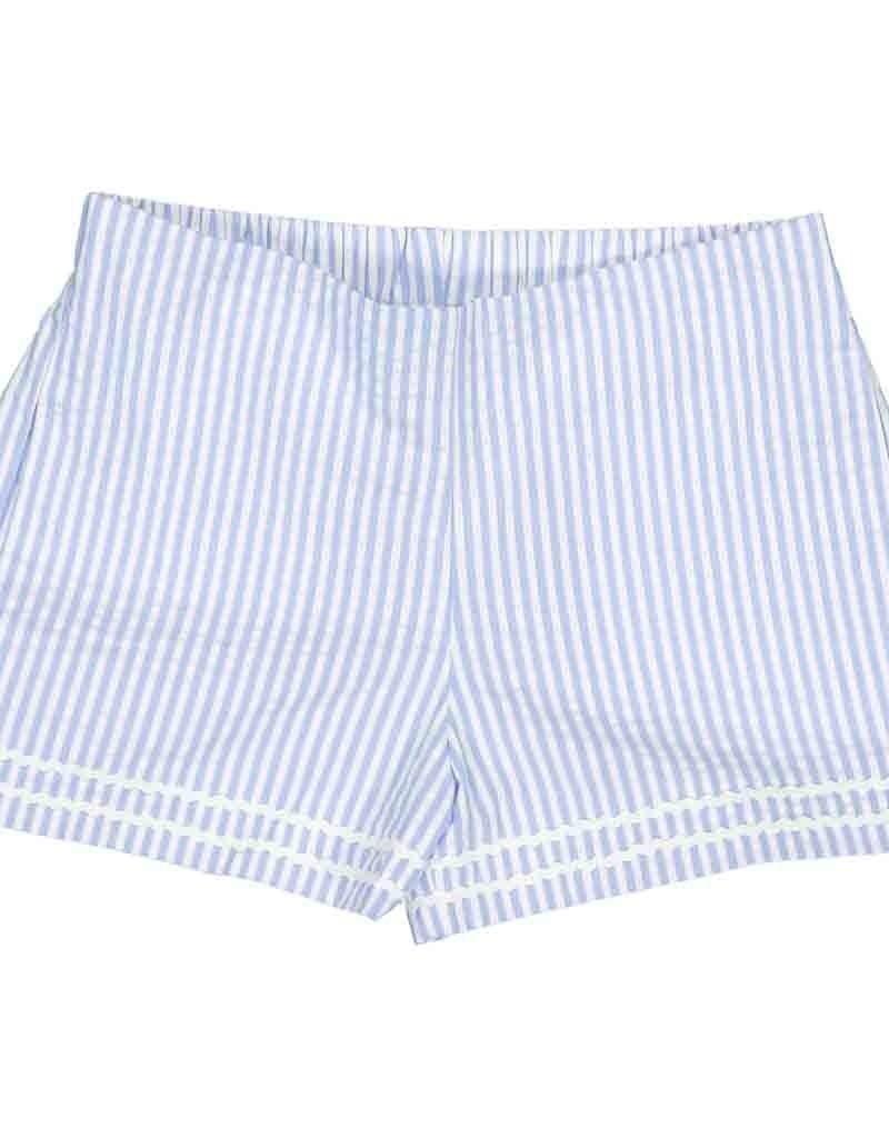 Classic Prep Harper Shorts Blue/White Stripe