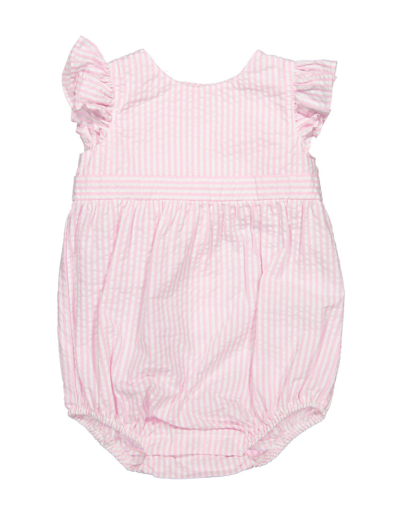 Classic Prep Beatrice Bubble Pink/White Stripe