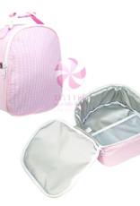 Mint Sweet Little Things Gumdrop Lunchbox Pink Seersucker