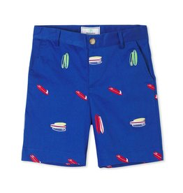 Classic Prep Hudson Shorts Surfboard Mazarine Blue