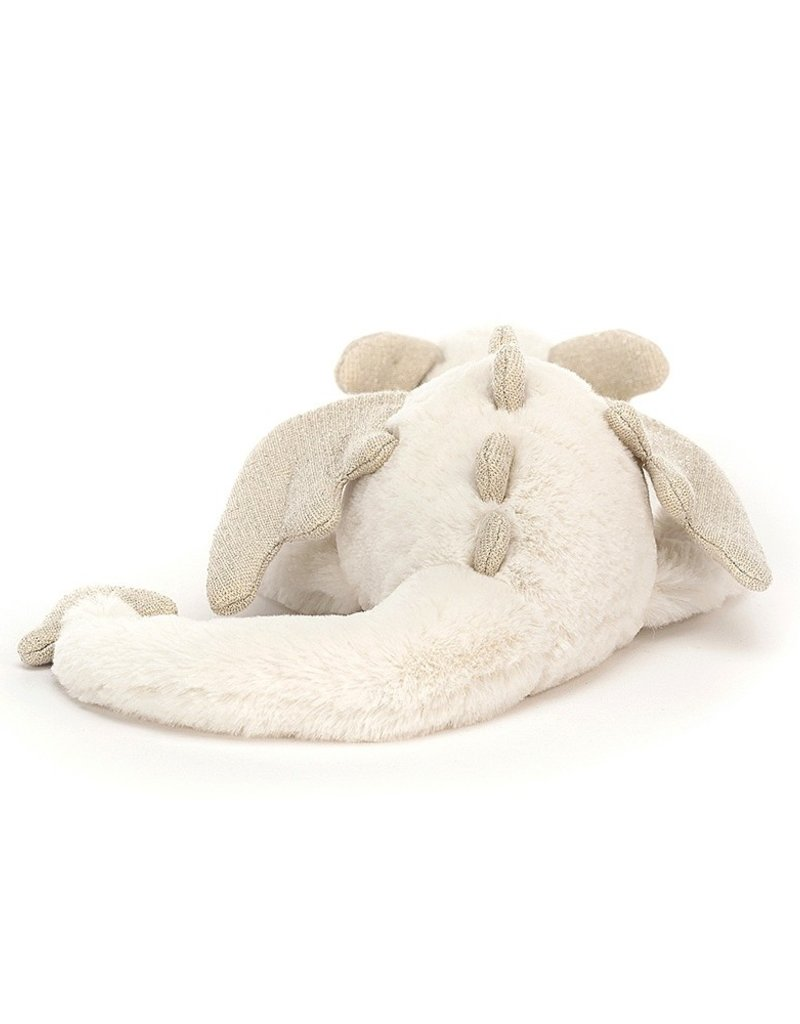 Jellycat Snow Dragon Little