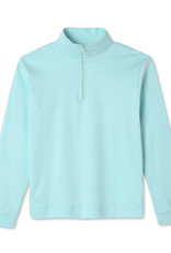 Classic Prep Harrison 1/4 Zip Tanager Turquoise