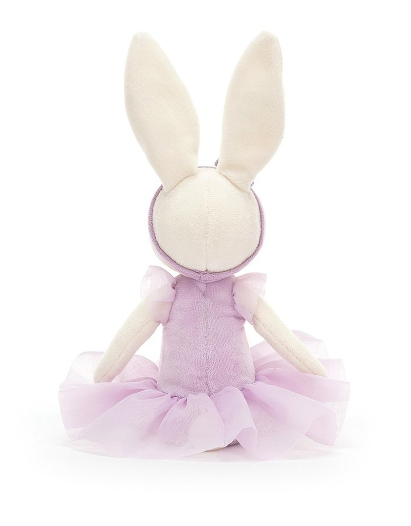 Jellycat Pirouette Bunny Lilac