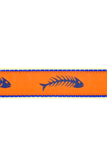 Preston Preston Leather Belt w/Fishbone