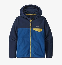 Patagonia Micro D Snap-T Jacket Superior Blue