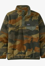 Patagonia Boys LW Synch Snap T Pull Over KSKF