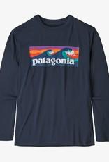 Patagonia L/S Capilene Cool Daily Tee BLNE