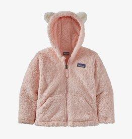 Patagonia Baby Furry Friends Hoody Seafan Pink