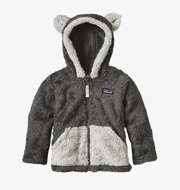 Patagonia Furry Friends Hoody Forge Grey 3/6M-5T
