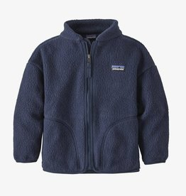Patagonia Cozy Toasty Jacket New Navy 3/6M-5T