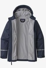 Patagonia Boys Torrentshell 3L Jacket NENA New Navy