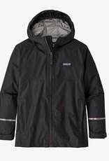Patagonia Boys Torrentshell 3L Jacket Black