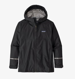 Patagonia Boys Torrentshell 3L Jacket Black XS-XL