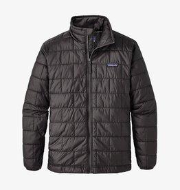 Patagonia Boys Nano Puff Jacket Black