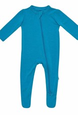 Kyte Baby Zippered Footie  Lagoon