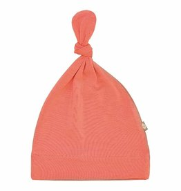 Kyte Baby Knotted Cap Melon NB, 0/3M