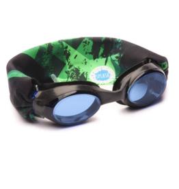 Splash Swim Goggles Swim Goggles Green Fusion