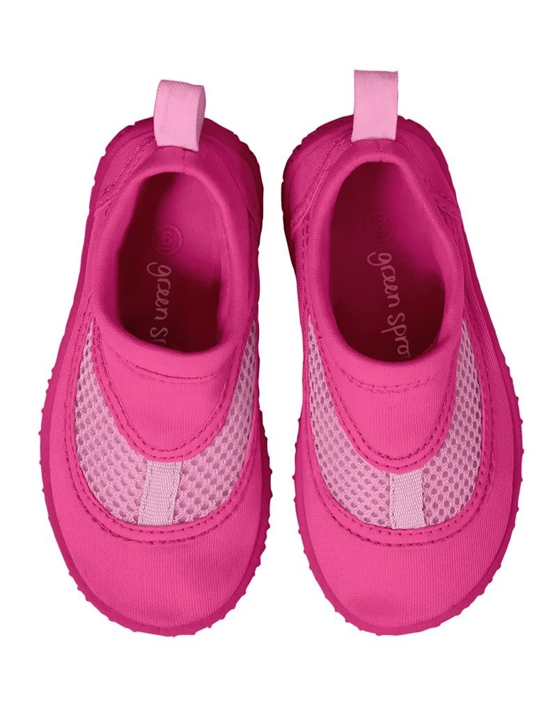 I Play Water Shoes Pink
