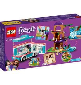 Lego Vet Clinic Ambulance 41445