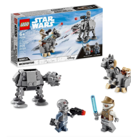 Lego AT-AT vs. Tauntaun Microfighters 75298