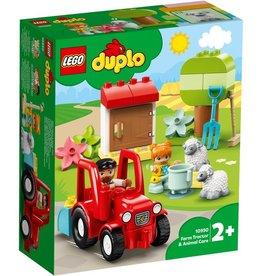 Lego Farm Tractor Animal Care 10950