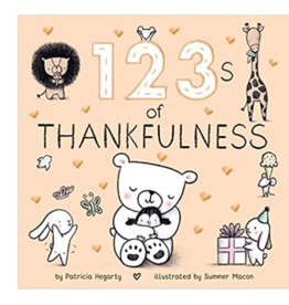Random House Publishing 123s of Thankfulness