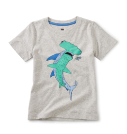 Tea Collection Happy Hammerhead Graphic Tee 2-14