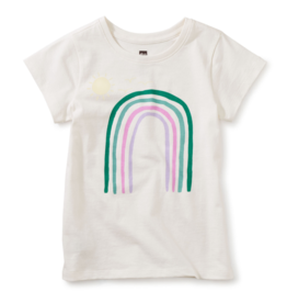 Tea Collection True Colors UV Graphic Tee 2-14