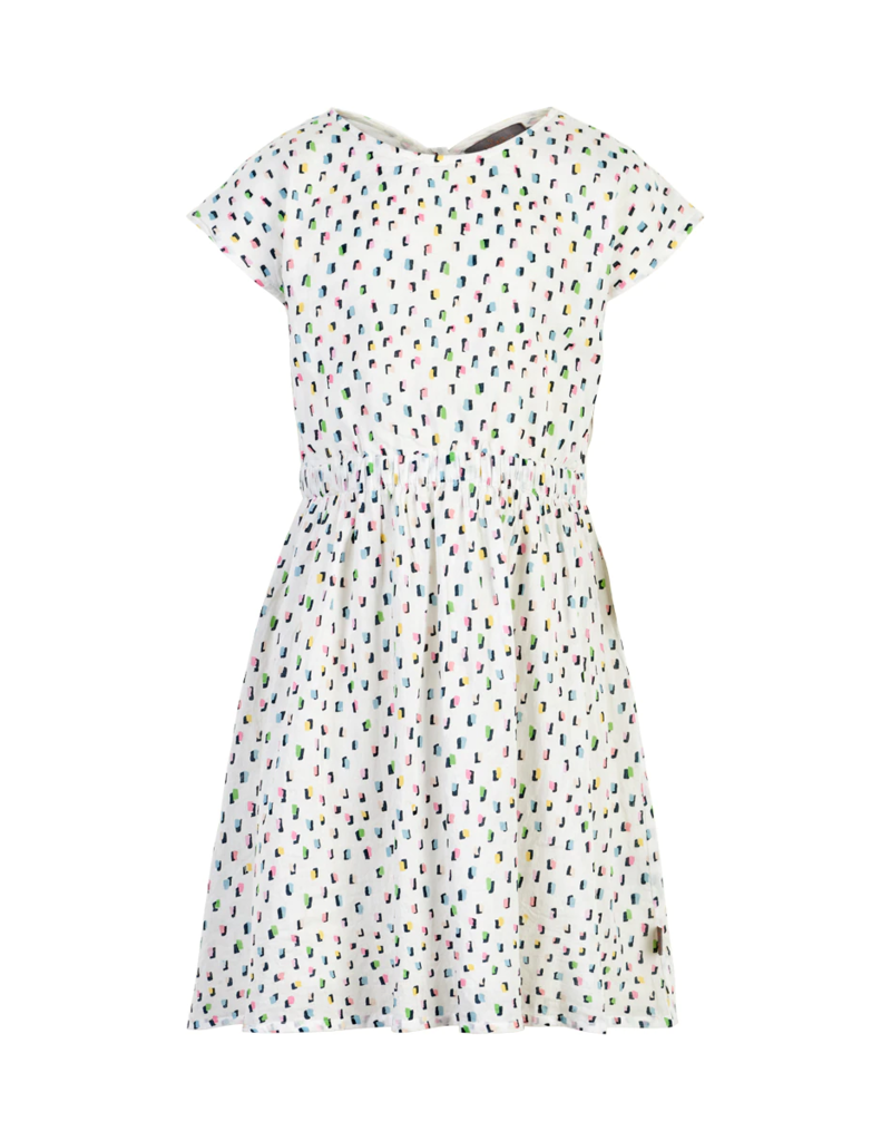 Creamie Creamie Dress Black/Multi Dot