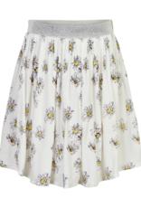 Creamie Daisy Woven Skirt