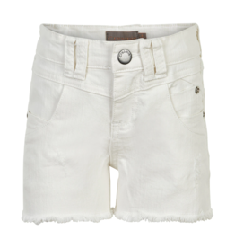 Creamie Denim Shorts Cloud 7-14
