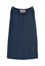 Creamie Jersey Sleeveless Top Total Eclipse