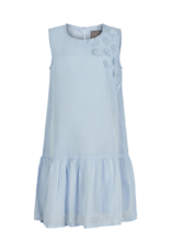 Creamie Skyway Chiffon Dress
