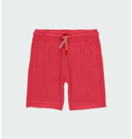 Boboli Boboli Berry Knit Bermuda Shorts 5-14