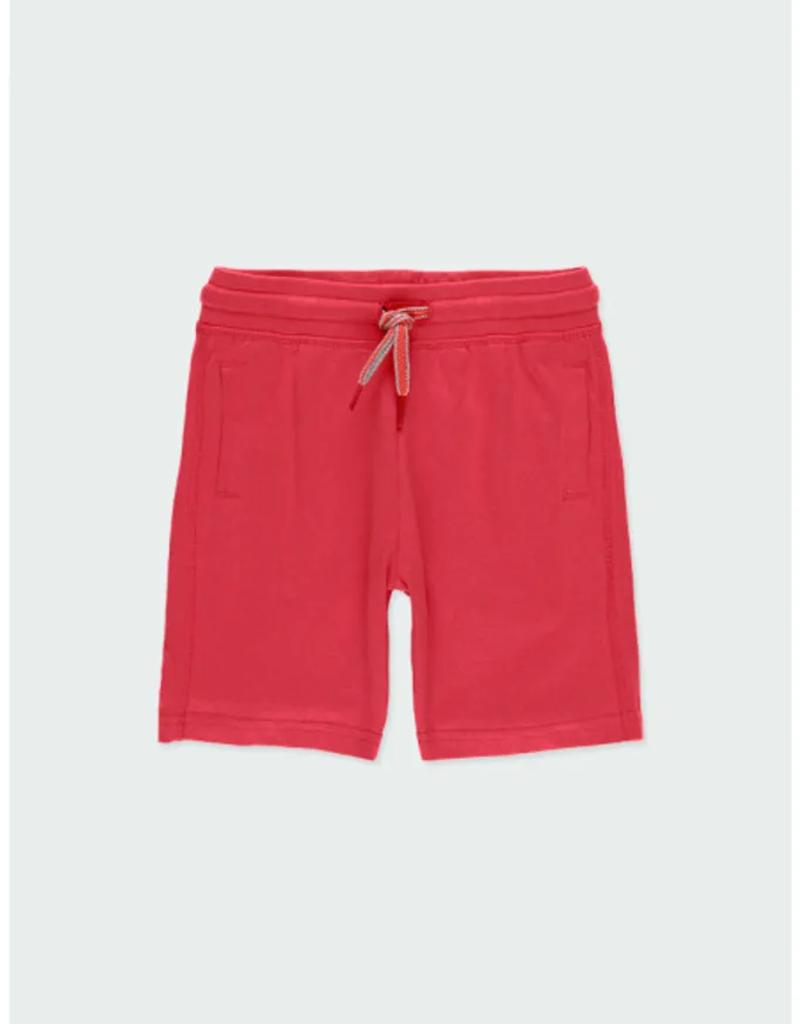 Boboli Boboli Berry Knit Bermuda Shorts