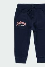 Boboli Boboli Navy Fleece Pants