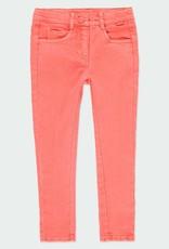 Boboli Coral Twill Pants