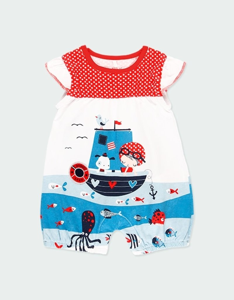 Boboli Girls Sea World Shortall