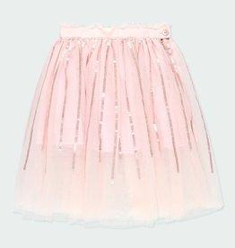 Boboli Rose Tulle Skirt 4-10
