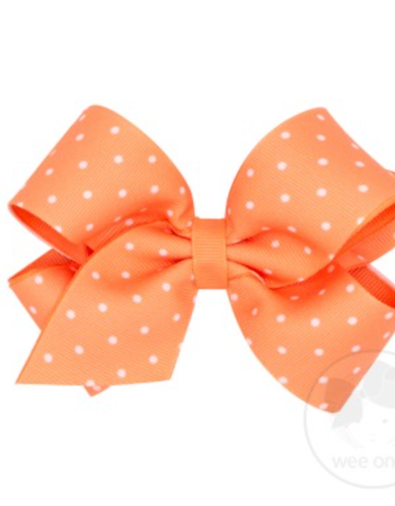 Wee Ones Med Dot GG Overlays Apricot