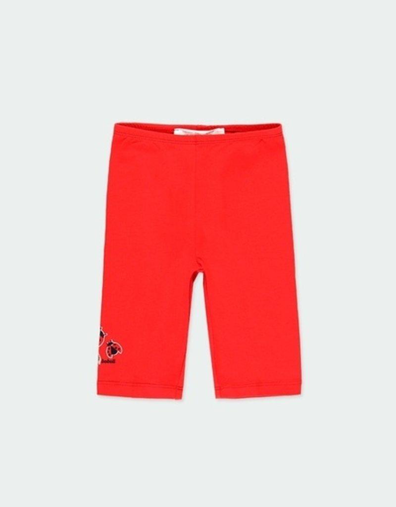 Boboli Stretch Capris Red