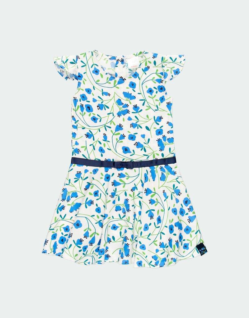 Boboli Viscose Floral Dress