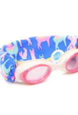 Splash Swim Goggles Llama Fiesta Swim Goggles